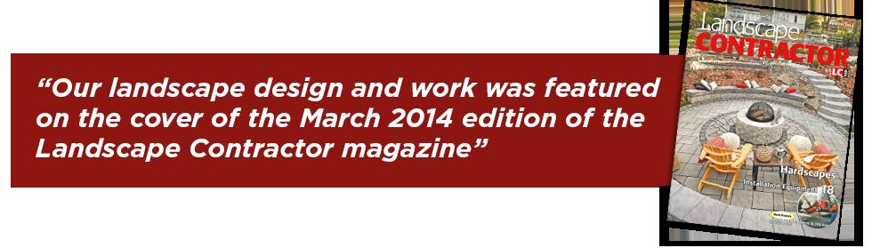 magazine featured - ottawa interlock companies