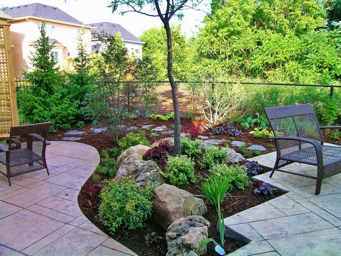 garden design garden design with small patio landscaping with