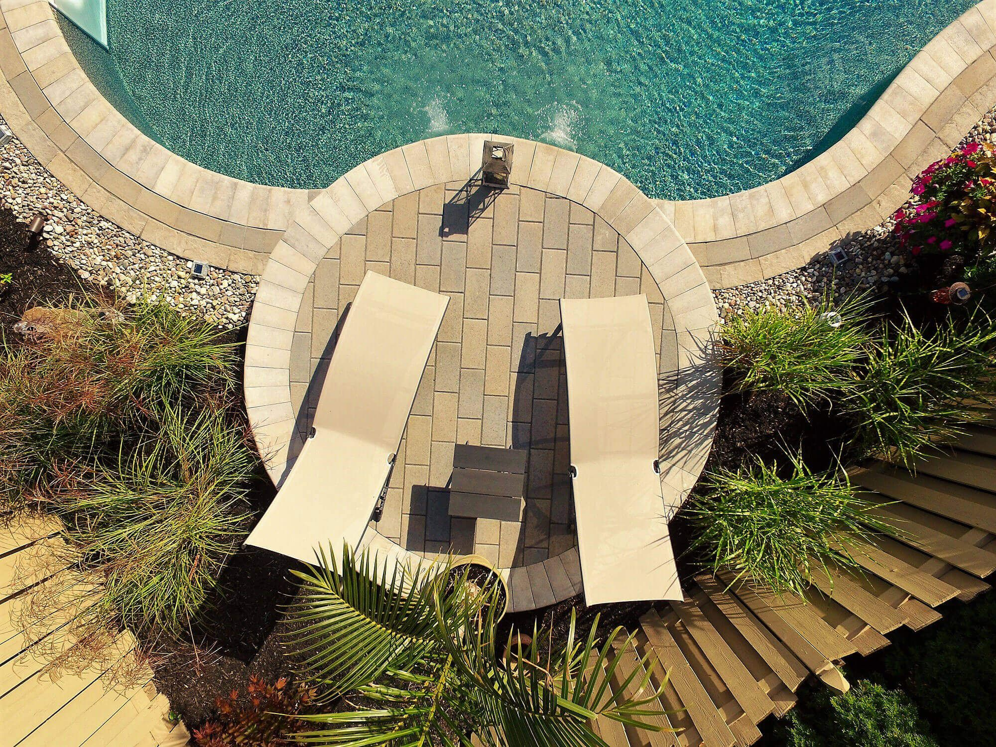 Choose ottawa landscaping companies for backyard pool design for Pool design companies
