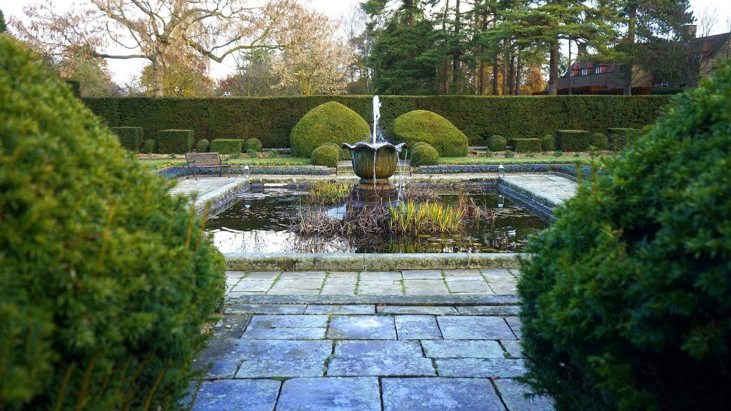 Classic European landscape design services in Ottawa.