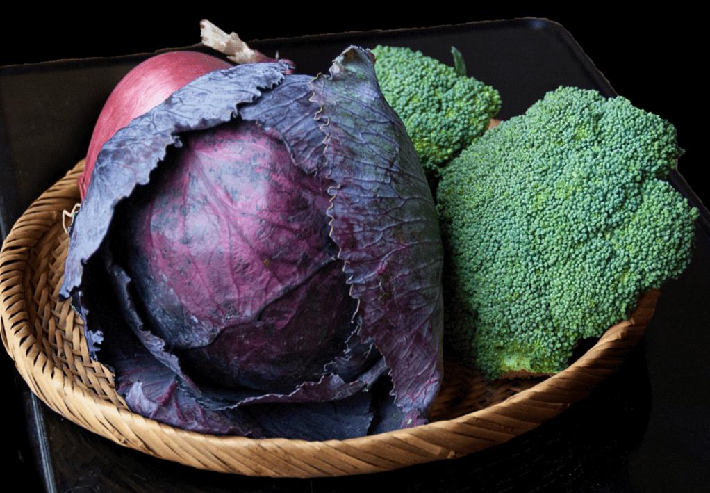 Winter Vegetables Image