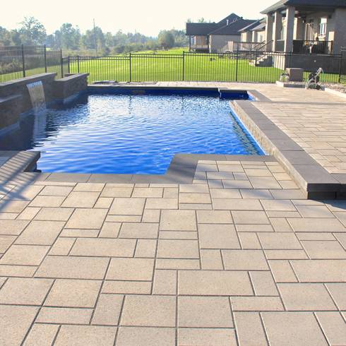 Patio and Poolscapes 1