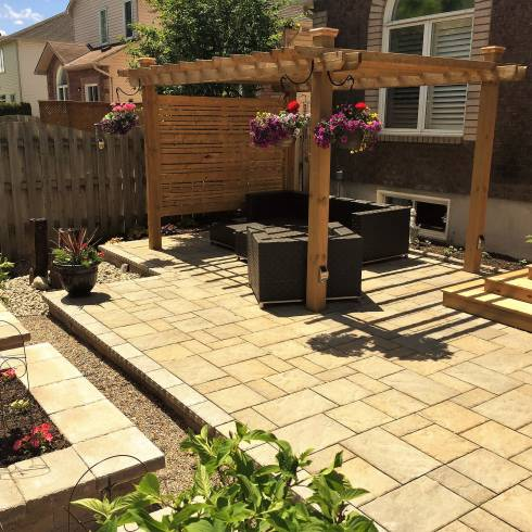 Patio and Special Features 2