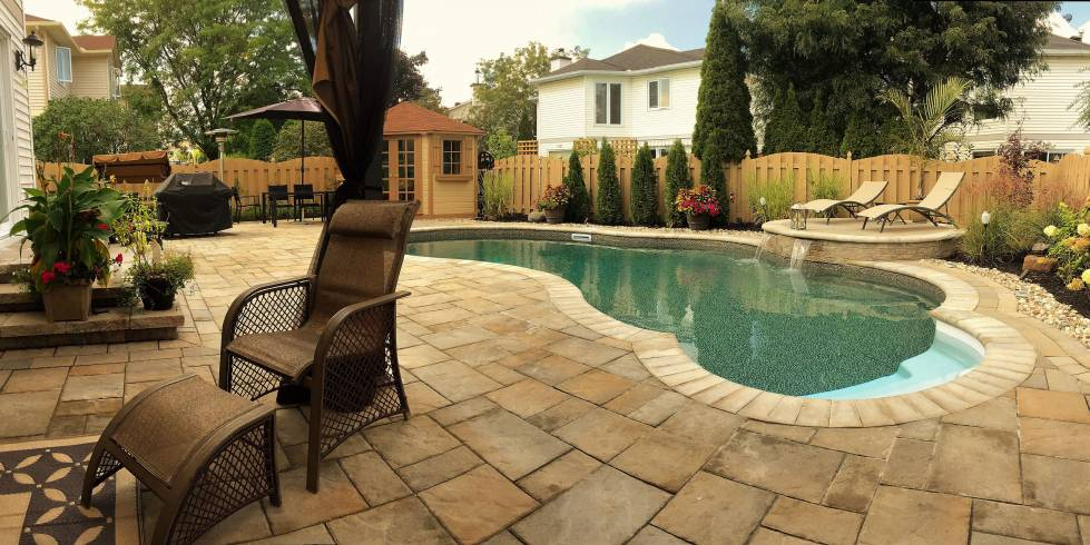 Patio and Poolscapes 5